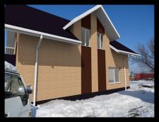 Разработка дизайна екстерьера дома. г.Владивосток