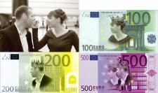 """Игровые """"деньги"""" для свадебных конкурсов"""