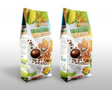 Шоколадные шарики упаковка