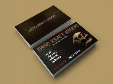 Business Card - HAND CRAFT STUDIO