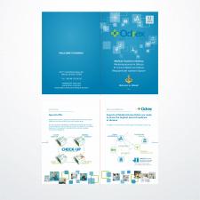 Буклет-презентация для международной выставки
