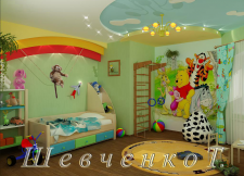 частный дом - детская