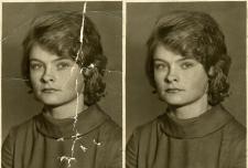 Реставрация фото, ретушь и окрашивание