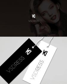 """Лого для бренда """"VSDRESS"""""""