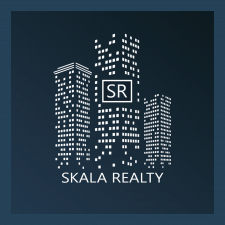 Логотип для агенства недвижимости Skala Realty