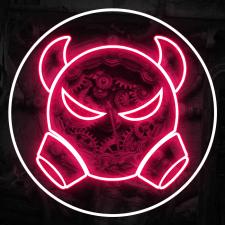Графический логотип (Devil)