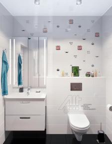 Дизайн-проект квартиры в ЖК Квартет г.Киев