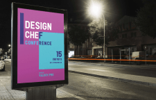 Постер для конференции