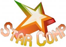 Логотип Star Comp.