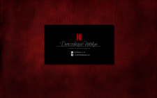 Визитка и логотип продюсера