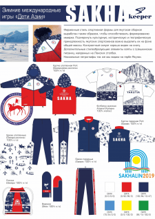 Разработка коллекции одежды для спорта