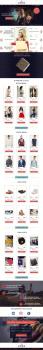 "Магазин одежды ""Armario""(landing page)"