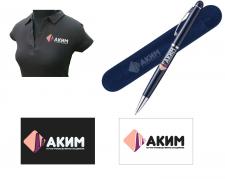 Конкурсная работа логотипа компании АКИМ