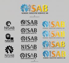 """Дизайн и концепт логотипа для компании """"Nisab"""""""