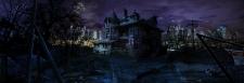 Panorama scene HOPA game