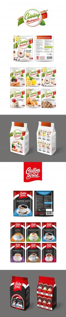 """Дизайн упаковки """"UM Foods"""""""