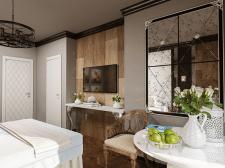 Визкализация спальни с собственным дизайном