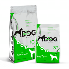 Упаковка сухого корма для собак