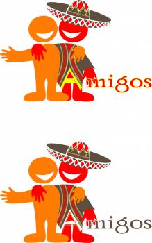 Логотип Amigos