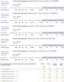 Продажа смартфонов - цена лида от 323 руб.