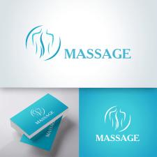 Логотип для массажиста