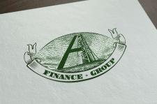 Логотип для финансовой организации