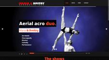 Сайт под ключ для артистов