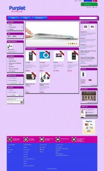 Тема для интернет-магазина на Prestashop 1.5
