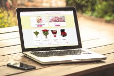 Баннеры для магазина цветов Lineya