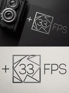 Логотип +33fps