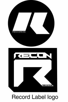 Логотип для музыкального рекорд лейбла