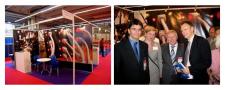Выставка в Лионе (Франция)/STCU S&T Promotion Event & Exhibition