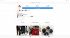 Продвижения Instagram ритейлера итальянской одежды