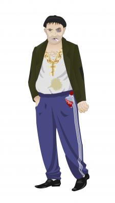2Д персонаж