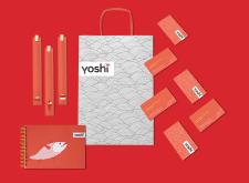 Дизайн пакета, визиток и блокнота