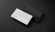 Современный дизайн визиток.
