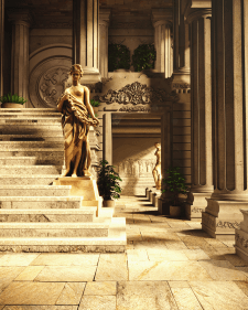 Дворец Античной Эпохи