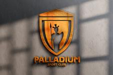 Логотип Palladium