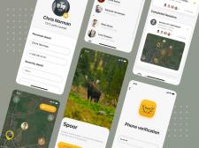 Мобильное приложение для охотников