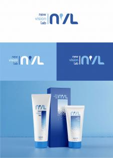 для косметического бренда New Vision Lab