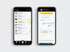 Дизайн  мобильного приложения для менеджеров