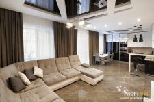 Дизайн-проект интерьеров жилого дома в г.Харькове