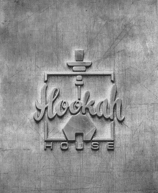 Логотип кальян-бара Hookah House