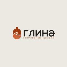 Логотипа Глина