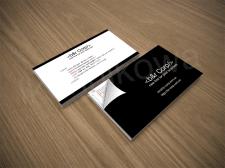 Дизайн візитної картки для аутсорсингової компанії