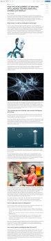 Machine intelligence technologies