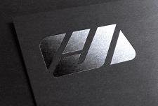 Буквенный логотип