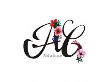 Логотип Alisha Grace