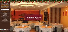 Сайт кафе Kilima Njaro