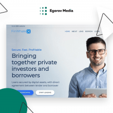 Crypto credit platform FinWhaleX